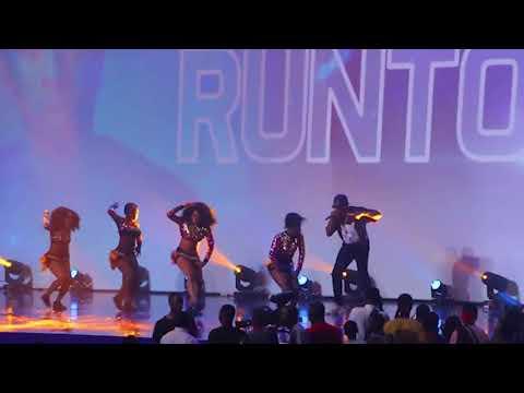 Runtown | Davido |9ice | Tiwa Savage | Light Up Stage