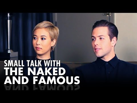 The Naked And Famous Talk Living in L.A., New Zealand, and New Album