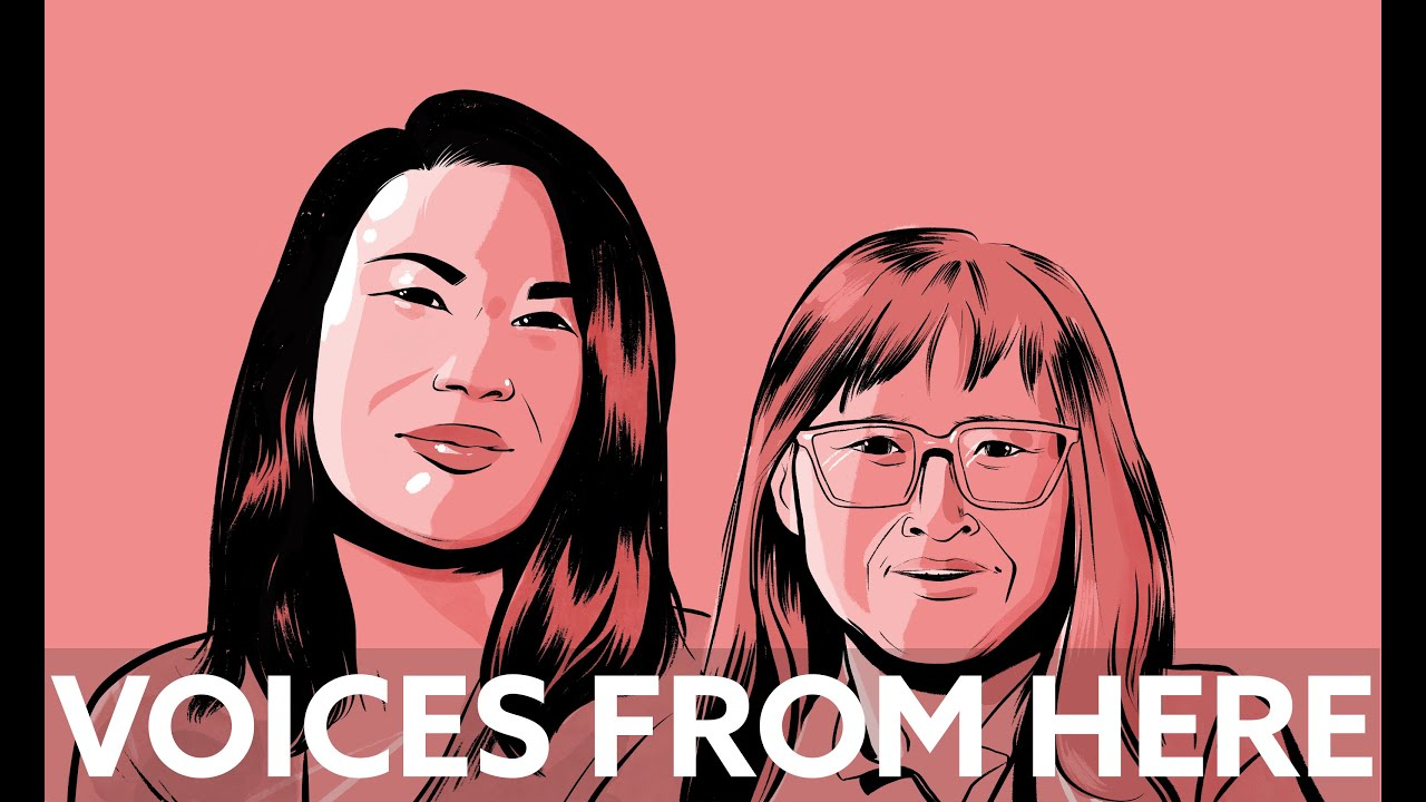 Voices From Here: Janet Evic and Jessie Kangok