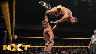EC3 बनाम बॉबी मछली: WWE NXT, 10 दिसम्बर, 2018