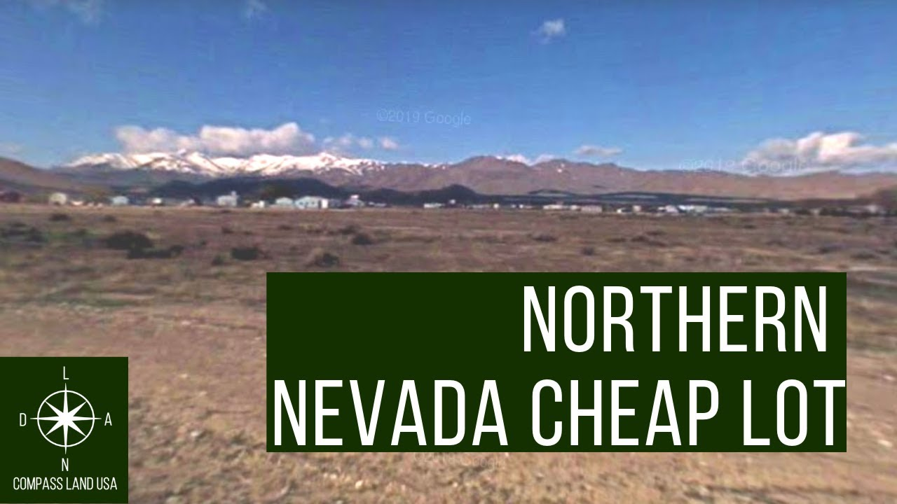 Sold by Compass Land USA - 0.16 Acres Northern Nevada Land