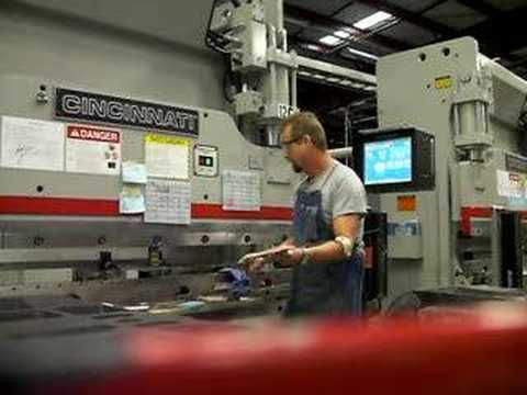 press brake operators - Isken kaptanband co