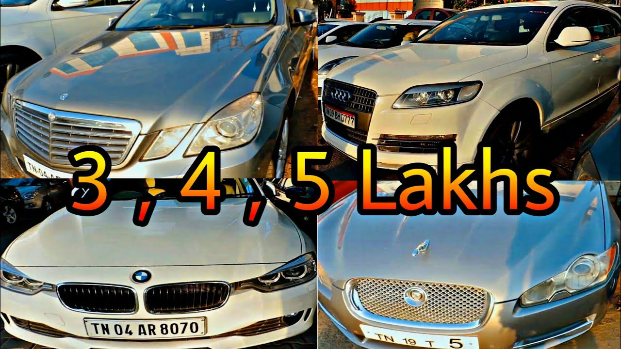 Used Luxury Cars For Sale In Chennai Second Hand Cars In Tamil Nadu Youtube