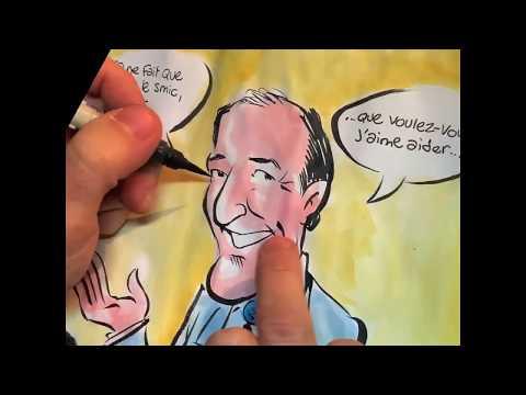 Tuto caricature d'actualité : le gouvernement nomme un Mr déconfinement, Jean Castex