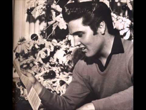 Elvis Presley - Santa Claus Is Back In Town (best version)
