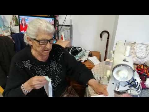 Jocoba Marco García, centenaria contra el coronavirus