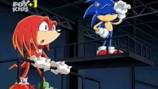 Sonic-Happy Happy Joy Joy