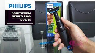PHILIPS, Bodygroom BG1024 - Hair Clipper (Review Indonesia)