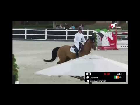 KBS MAJOR PLAYER   Dubai Polo and Equestrian Club   2* 1.45