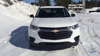 ALL NEW 2018 Chevrolet Traverse AWD LS