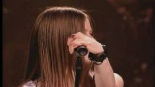 Avril Lavigne Basket case Try To Shut Me Up Tour