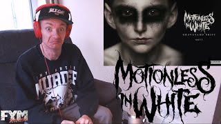 Motionless In White - Soft (Official Audio) REACTION screenshot 4