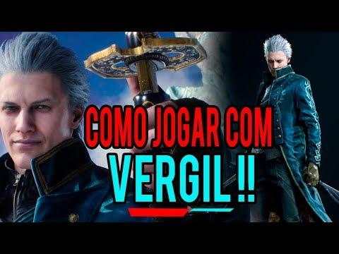 Devil May Cry 5 -  Saiba Como Jogar com Vergil thumbnail