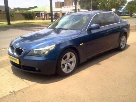 2004 BMW 5 SERIES 530d A/T (E60) Auto For Sale On Auto Trader South ...