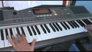 Fear and Wonder (Dimmu Borgir keyboard cover)