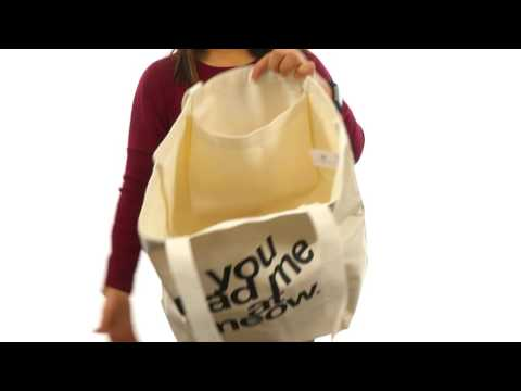 Dogeared You Had Me At Meow Tote SKU:8918917