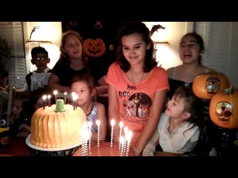 Download Youtube: Happy Birthday Juliette and Danielle