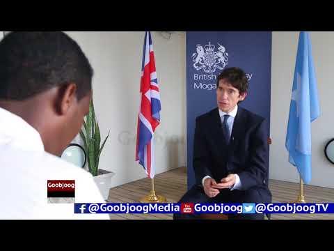 WASIIRKA AFRIKA EE UK OO WAREYSI SIIYEY GOOBJOOG TV.