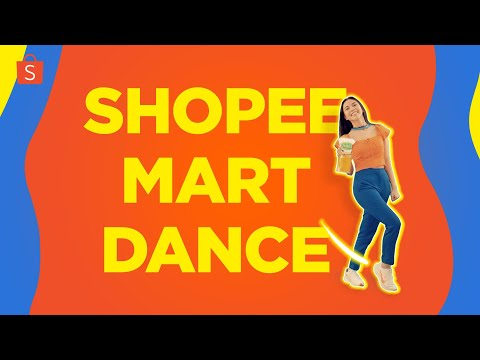 7.7 Pesta Diskon Supermarket | Ini Shopee Mart Dance versi Shandra!
