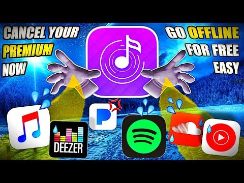 (2018) Listen to Music While Offline!!! **NO WIFI/DATA** All Mainstream Music AND MORE!! FOR FREE