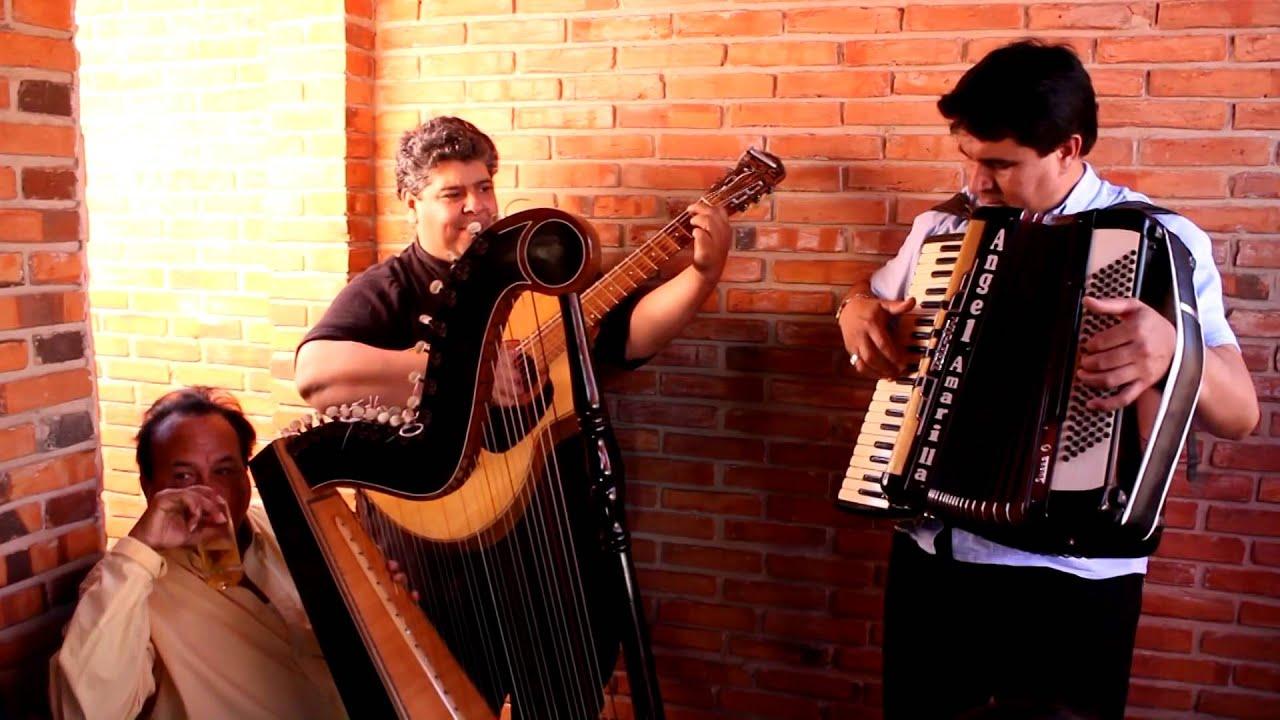 MUSICA PARAGUAYA EN VIVO- POLCAS Y CHAMAME - YouTube