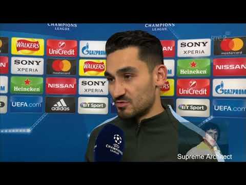 İlkay Gündoğan Post Match Interview Liverpool 3-0 Man City