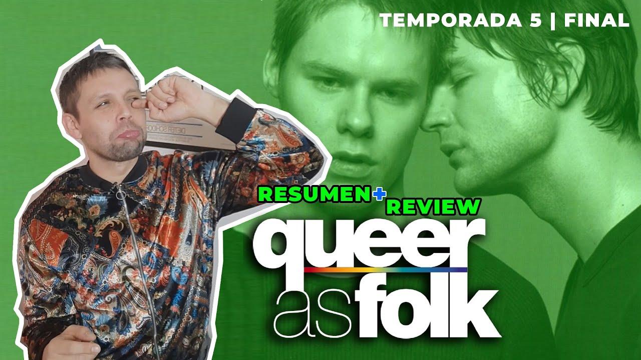 Download Queer As Folk: Resumen + Review (Temporada 5 y Final) | Mirando Series #5