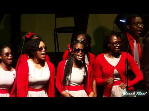 Brighter Day - Kirk Franklin- One Voice Choir 2015