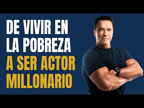 De Vivir en La Pobreza a Ser Actor Millonario   La Historia de Arnold Schwarzenegger 💪