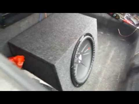 "15"" Kicker CompR Update: New Box"