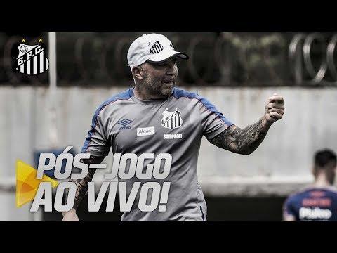 JORGE SAMPAOLI | PÓS-JOGO AO VIVO | BRASILEIRÃO (02/05/19)