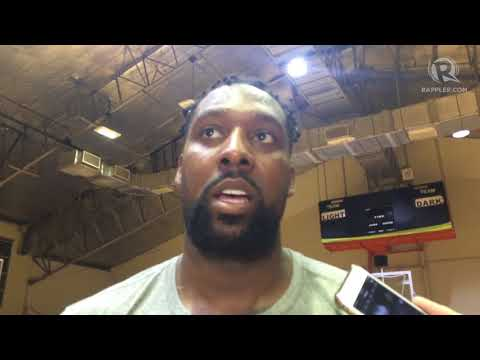 Andray Blatche focuses on losing weight ahead of Gilas campaign