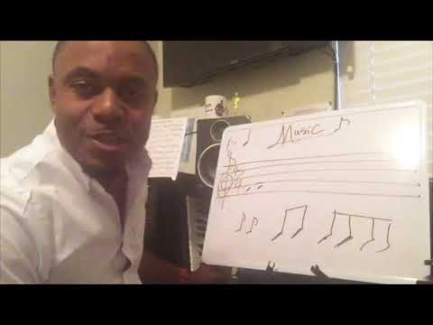 Free Online Music Lessons PART 3 (Creole & English Term) / By Wilson Pierre