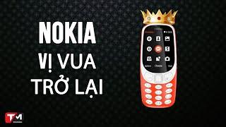 4 năm trước, Nokia đã quay trở lại