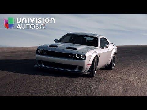 Dodge Challenger SRT Hellcat Redeye 2019, el Hellcat poseído por el Demonio | Univision Autos