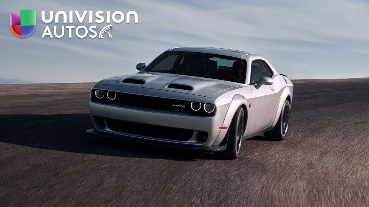 Dodge Challenger Srt Hellcat Redeye 2019 El Hellcat Poseido Por El