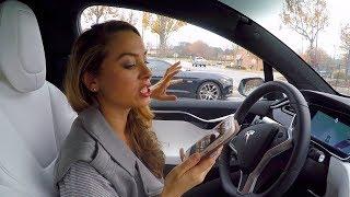 Tesla Called With Bad News: Kim Unplugged!