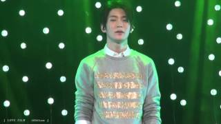 150829 [SMROOKIES SHOW] Jaehyun Focus - Shoulda Woulda Coulda