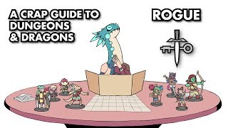 A Crap Guide to D&D [5th Edition] - Rogue