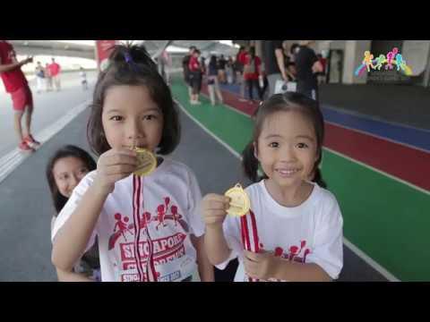 Singapore Children's Game 2017