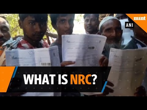What is the National Registrar of Citizen?