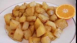 Caramelised Potatoes(Καραμελωμένες Πατάτες)-katerina Giannakopoulou-katerinalitlekitchen