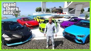 I BECAME BILLIONAIRE FOR ONE DAY IN GTA 5! (GTA 5 Mods)