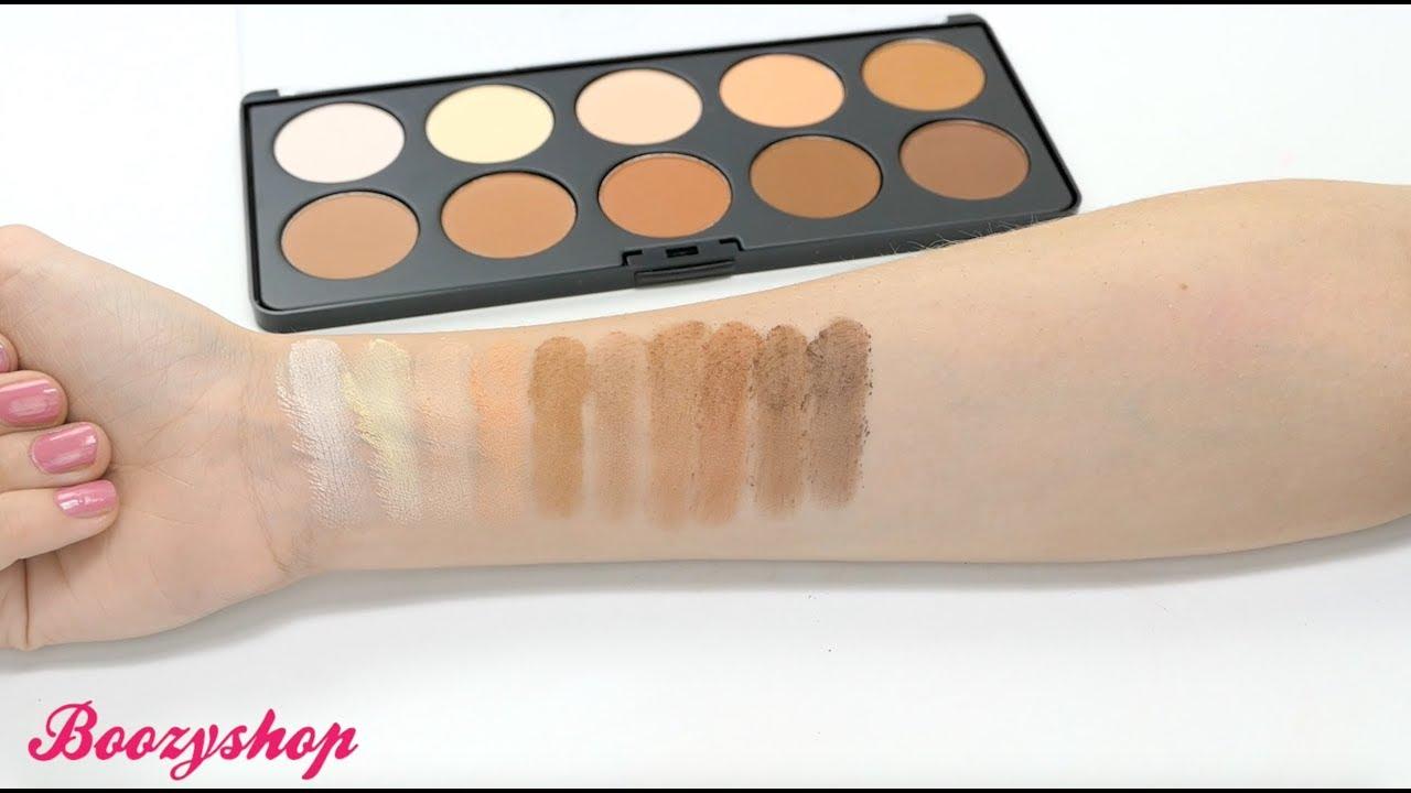 Studio Pro Contour Palette by BH Cosmetics #19