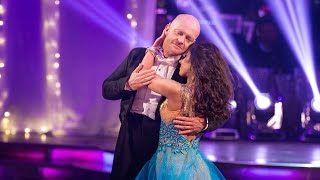 Jake & Janette Viennese Waltz to 'When a Man Loves a Woman'- Strictly Come Dancing: 2014 - BBC One