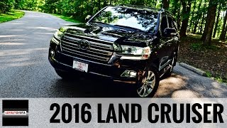 2016/2017 Toyota Land Cruiser - LoyalDriven