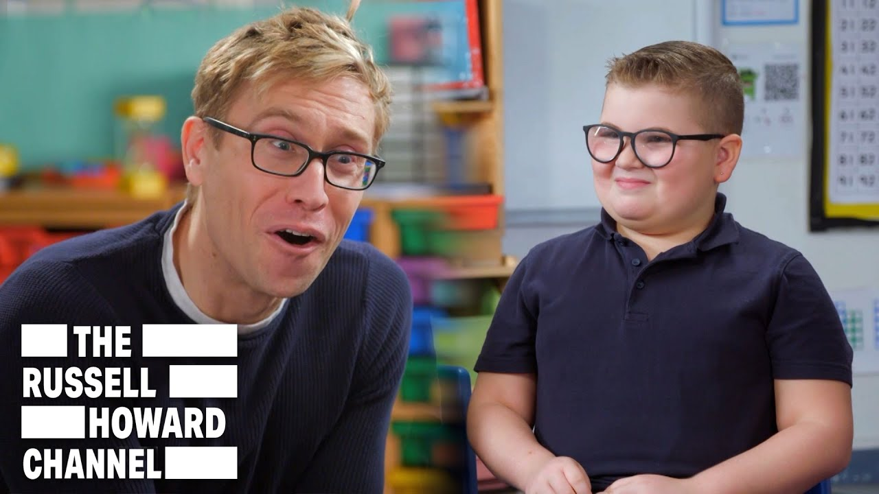 Kids Look Back on the Last Decade | Playground Politics | The Russell Howard Hour