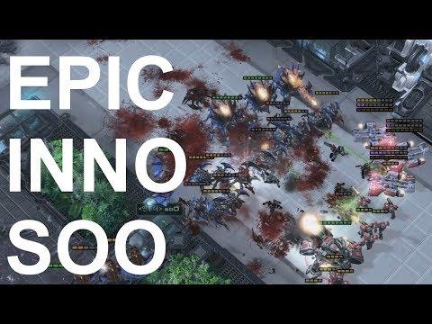 EPIC - INnoVation (T) v soO (Z) on Para Site - StarCraft 2 - LOTV 2018