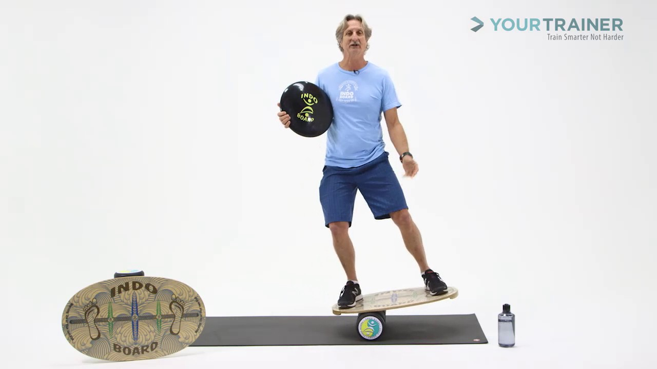 Indo Board Balance Trainer Product Information   What is