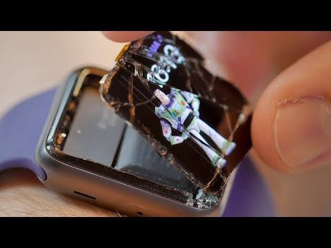 MEU APPLE WATCH QUEBROU! COMO FUNCIONA O APPLE CARE?